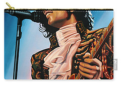 Prince Painting Carry-all Pouch by Paul Meijering