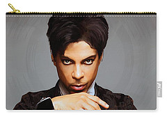 Prince Carry-all Pouch by Paul Tagliamonte