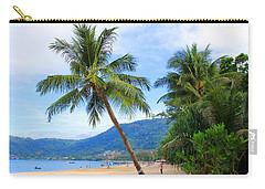 Phuket Patong Beach Carry-all Pouch by Mark Ashkenazi