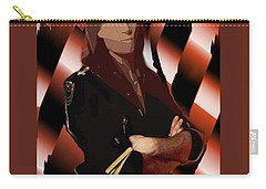 Pyromania Carry-all Pouch by Christina Fairhead