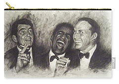 Rat Pack Carry-all Pouch by Cynthia Campbell