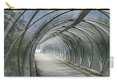Rattlesnake Bridge 2 Carry-all Pouch by Teresa Zieba