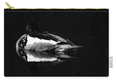 Red Eye Carry-all Pouch by Lori Deiter
