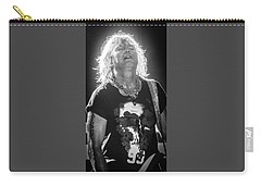 Rick Savage Carry-all Pouch by Luisa Gatti