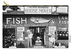 Roadside Stand Near Birmingham, Alabama Carry-all Pouch by Walker Evans