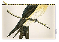 Rufous Swallow Carry-all Pouch by English School