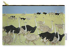 Rush Hour Carry-all Pouch by Pat Scott