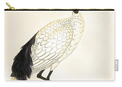 Sacred Ibis Carry-all Pouch by English School