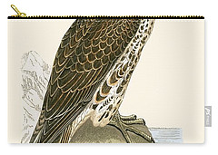 Saker Falcon Carry-all Pouch by English School