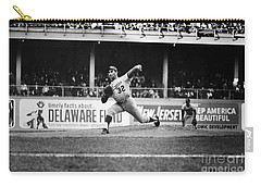 Sandy Koufax (1935- ) Carry-all Pouch by Granger