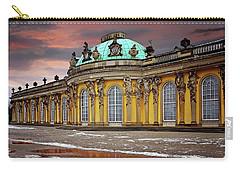 Schloss Sanssouci Potsdam  Carry-all Pouch by Carol Japp