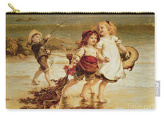 Sea Horses Carry-all Pouch by Frederick Morgan