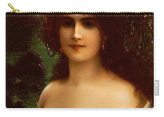 Sea Nymph Carry-all Pouch by Emile Vernon