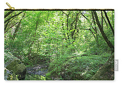 Search Your Heart Carry-all Pouch by Laurie Search