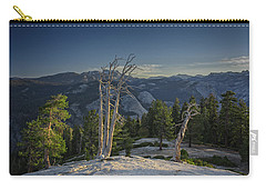 Sentinel's Summit Carry-all Pouch by Rick Berk