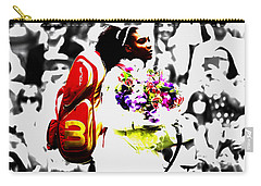 Serena Williams 2f Carry-all Pouch by Brian Reaves