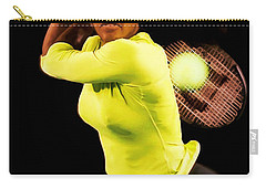 Serena Williams Bamm Carry-all Pouch by Brian Reaves