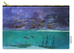Serenity Point Carry-all Pouch by Betsy Knapp