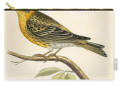Serin Finch Carry-all Pouch by English School