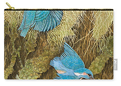 Sharing The Caring Carry-all Pouch by Pat Scott