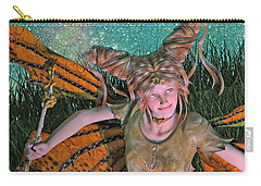 A Mind For Knowing Carry-all Pouch by Betsy Knapp