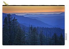 Sierra Fire Carry-all Pouch by Rick Berk