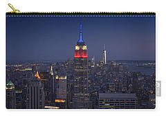 Skyscrapers Carry-all Pouch by Rick Berk