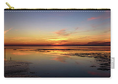 Carry-all Pouch featuring the photograph Slave To Your Mind by Thierry Bouriat