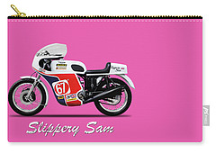 Slippery Sam Production Racer Carry-all Pouch by Mark Rogan