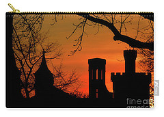 Smithsonian Castle Carry-all Pouch by Luv Photography