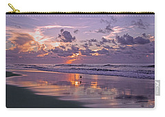 I Remember You Every Day  Carry-all Pouch by Betsy Knapp