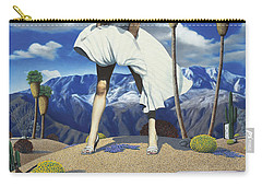 Some Like It Hot Carry-all Pouch by Snake Jagger