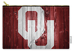 Sooners Barn Door Carry-all Pouch by Dan Sproul