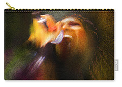Soul Scream Carry-all Pouch by Miki De Goodaboom