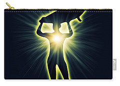 Soul Surfer Carry-all Pouch by Mark Ashkenazi