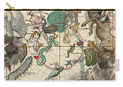 South Pole Carry-all Pouch by Ignace-Gaston Pardies