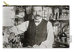 Speakeasy Bartender Carry-all Pouch by Jon Neidert