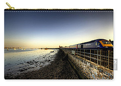 Speeding Thro Starcross Carry-all Pouch by Rob Hawkins