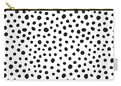 Spots Carry-all Pouch by Rachel Follett
