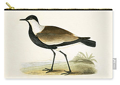 Spur Winged Plover Carry-all Pouch by English School