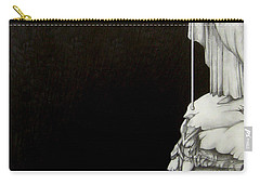 Stairway To Heaven Carry-all Pouch by Patrice Torrillo