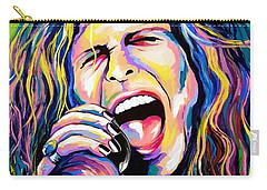 Steven Tyler Carry-all Pouch by Amy Belonio