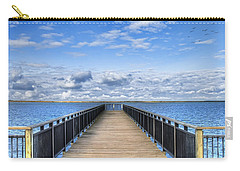 Summer Bliss Carry-all Pouch by Tammy Wetzel