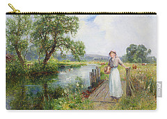 Summer Carry-all Pouch by Ernest Walbourn