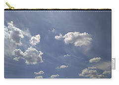 Summertime Sky Expanse Carry-all Pouch by Arletta Cwalina