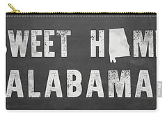 Sweet Home Alabama Carry-all Pouch by Nancy Ingersoll