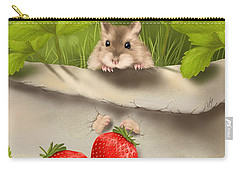 Sweet Surprise Carry-all Pouch by Veronica Minozzi