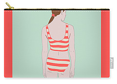 Swim Carry-all Pouch by Nicole Wilson