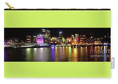 Sydney Skyline By Kaye Menner Carry-all Pouch by Kaye Menner