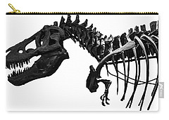 T-rex Carry-all Pouch by Martin Newman